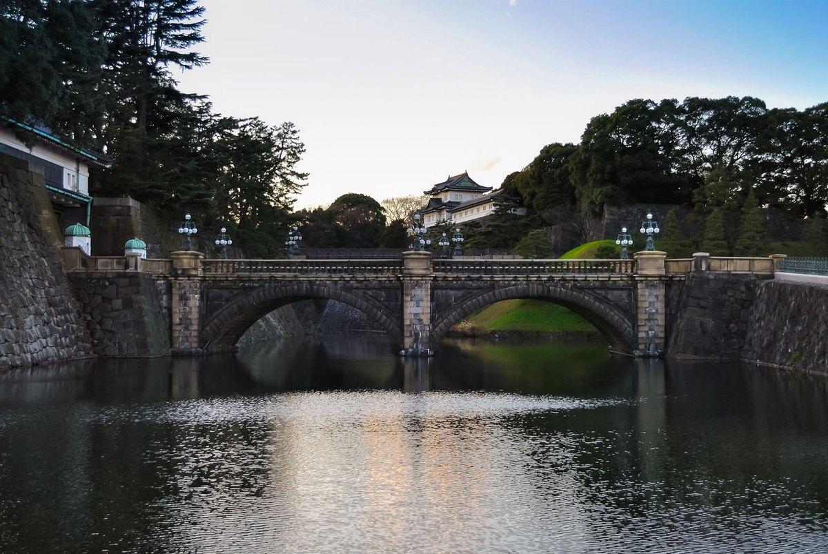 Chiyoda, Palais Impérial Kōkyo