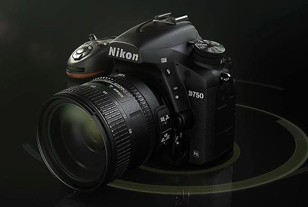 Appareil photo numérique Nikon D750