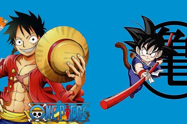 Les 2 manga les plus vendus au monde sont One Piece et Dragonball